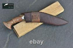 12 Blade WWI Historical Gurkha Kukri knife Handmade Nepal, by GK&CO. Kukri House
