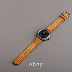 1912 Omega Trench Vintage Rare Military WW1 Borgel style Watch 35