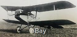1917 RAF SE5A Lang America Wooden Airplane Propeller WWI Hispano Suiza T28137