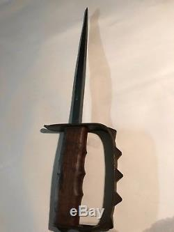 1917 Trench Knife WWI