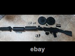 1/1 scale 3d printed Lewis machine gun MKI World War 1 (2 ON OFFER ONLY)
