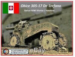 1/35 WW1 Italian Obice 305-17 DS Takom Blitz Tamiya