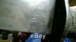 (#1) Wwi Ww1 Us M1917 Bolo Plumb Philadelphia 1918 With Ak Co 1918 Rhs Scabbard