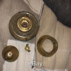 3Inch cannon Shell. TRENCH ART Artillery Shell SAFE INERT ART WW1 WW2