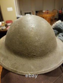 3rd Infantry Divison AEF World War 1 Doughboy Helmet