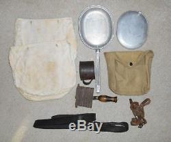 7.12 Additional pics/specs added AWESOME WW1 McClellan Saddle from Ft Robinson