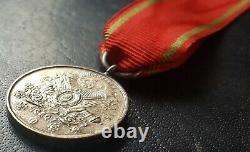8361 Ottoman Empire Medal of Merit WW1 Turkish Liyakat Madalyasi award 1890