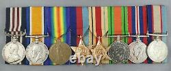 AUSTRALIAN WW1/WW2 MILITARY MEDAL GROUP TO 23rd Bn MM for Villiers Bretonneux