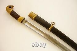Antique Russian Imperial Cossack Shashka Sword M1881 Ww1