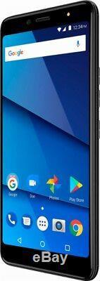 BLU Vivo One PLUS V0290WW 16GB Black Dual Sim factory Unlocked smartphone