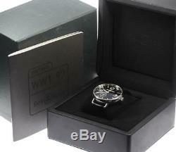 Bell & Ross Vintage Reserve De Marche WW1-97 Automatic Men's Watch(a) 480376
