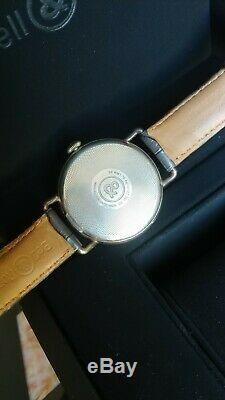 Bell & Ross Vintage WWI Argentium Silver Watch