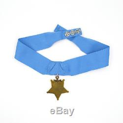 Boxed US USA Medal Badge WW2 WW1 Order Orden Order of Medal Honor of Navy Rare