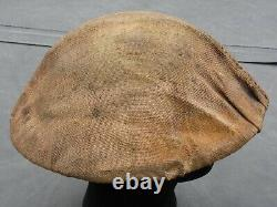 British US Canadian Hessian Helmet Cover WW1 (relic medal tunic dogtag award) #1