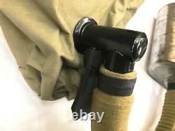 British Wwi & Wwii Sbr Respirator Gas Mask