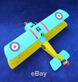 COX USA Control Line. 049 Engine BRITISH SOPWITH CAMEL WWI FIGHTER Plane RARE`63