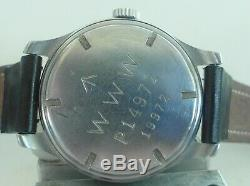 CYMA WWW Military issued RAFWW2Dirty dozen`s best onestainless case and big