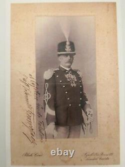 Colbacco Ufficiale Dei Lacieri Prima Guerra Mondiale Ww1 Nominativo Capitano