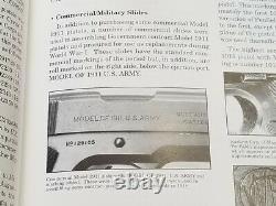 Colt 1911.45 WWI Slide RARE Marked MODEL OF 1911 US ARMY & COLT CALIBRE 45