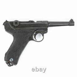 Denix German Luger Parabellum P-08 WWI WWII Non Firing Prop Gun Pistol