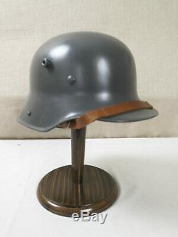 Deutscher Stahlhelm M1916 WW1 M16 Helm mit Innenfutter und Kinnriemen