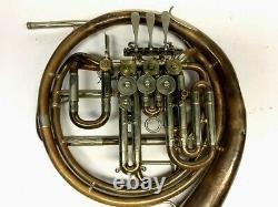 Ed. Kruspe Gumpert Model Compensating Double Horn c. WW1