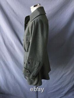 Edwardian Jacket WW1 Coat 1910s Jacket Antique Coat Vtg Pleat Back Jacket