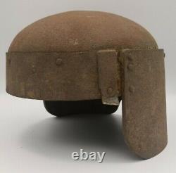 Elmo Farina Modello Alto Elmetto WWI Casco IWW Prima Grande Guerra Mondiale Raro