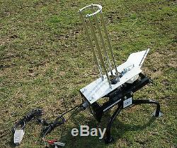 Gdk Black Wing, Tontauben Falle, 12V, Automatisch Ton Fallen, Elektrisch Auswerfer