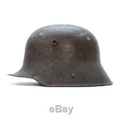 Genuine German M16 Stahlhelm Combat WWI Military The Great War Army Helmet 66