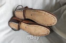 German 1901 WW1 Ankle Boots (Schnürschuhe)