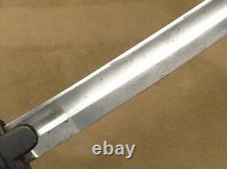 German Prussian Artillery Sword Saber M1873 War-Time Dated 15 WKC WW1