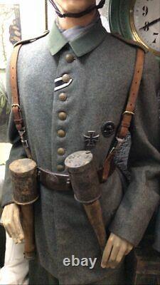 German WW1 Feldgrau tunic