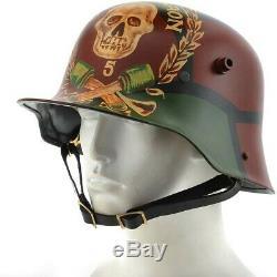 German WW1 M1916 1916 Steel Helmet Stormtrooper Sturmtruppen
