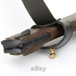 German WWI Artillery Luger Holster with Wood Buttstock Set