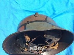 German ww1 Camouflage m17 helmet