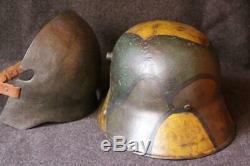 German ww1 original M16 Helmet size 66