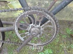 Görike Historisch Museum 1910 German Bicycle Halbrenner WW1 WW2