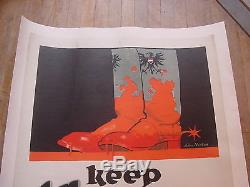 Graphic World War I Bond PosterKeep These off the U. S. A