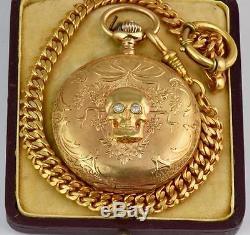 Historic WWI Omega German Luftstreitkräfte pilot's 24h Dial Gold&Diamonds watch
