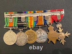 Interesting WW1 & WW2 M. C & O. B. E medal group Lieutenant Colonel Cavalry