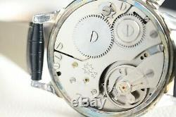 JUNGHANS ASTRA Vintage Word War I WWI 1915`s MILITARY German ARMY Wrist Watch