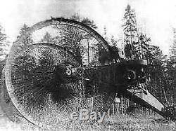 KORA Models 1/72 LEBEDENKO TSAR TANK Giant Russian WWI Tank