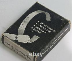 LAST ONES! WW2 military watch U. S. 16mm cuff bracelet Berkeley USA new in box