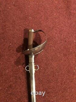 Light horse1908 pattern British Cavalry Sword. (Reproduction)