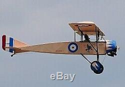 MORANE SAULNIER KIT! Airdrome Aeroplanes WW1 Fighter