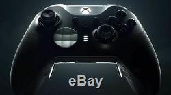 Microsoft Xbox Elite Wireless Controller Series 2 for Xbox One Black WW Ship