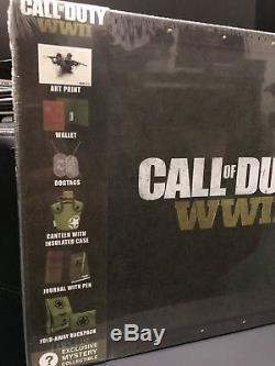 Microsoft Xbox One X 1TB Console. Black. New. Call of Duty WW2 Bundle