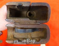 Military Germany MAUSER C96 WOODEN stock HOLSTER 132 WWI Original