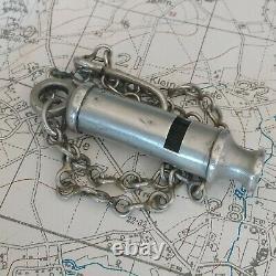 Original Rare Ww1 1914 Broad Arrow Trench Whistle British Army Military Wwi